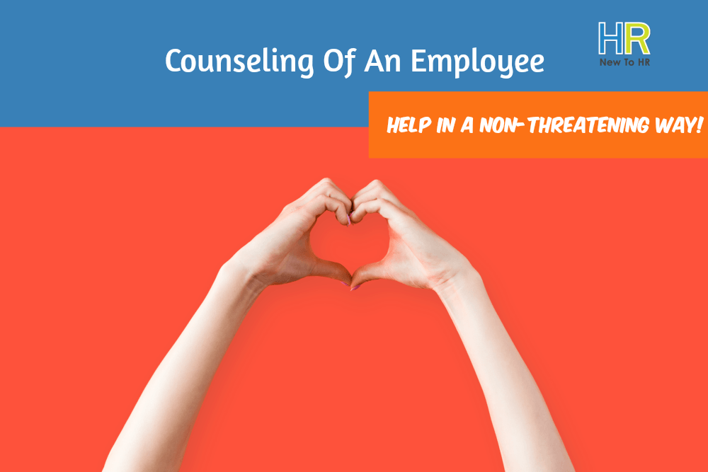 Counselling Of An Employee.