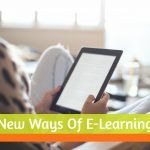 New Ways Of E-Learning. #NewToHR