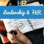 Leadership and HR. #NewToHR