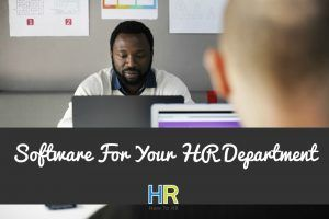 Software For Your HR Department. #NewToHR