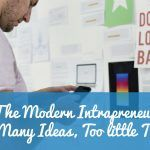 The Modern Intrapreneur. #NewToHR
