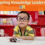 Adapting Knowledge Leadership. #NewToHR