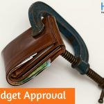 Budget Approval. #NewToHR