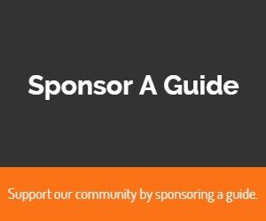 Support our community by sponsoring a guide.