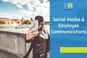 Social Media And Employee Communication. #NewToHR
