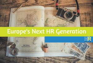 Europes Next HR Generation. #NewToHR