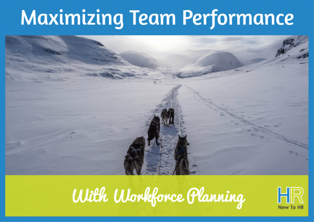 Maximizing Team Performance #NewToHR