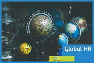 Global HR. #NewToHR