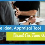 Is The Ideal Appraisal Tool Based On Team Work. #NewToHR