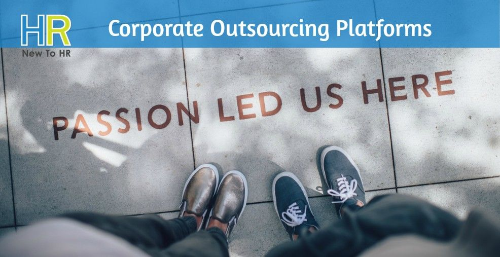 Corporate Outsourcing Platforms Online