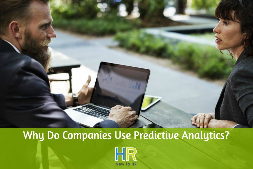Why Do Companies Use Predictive Analytics