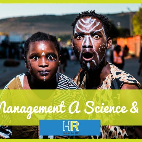 Talent Management A Science And An Art. #NewToHR