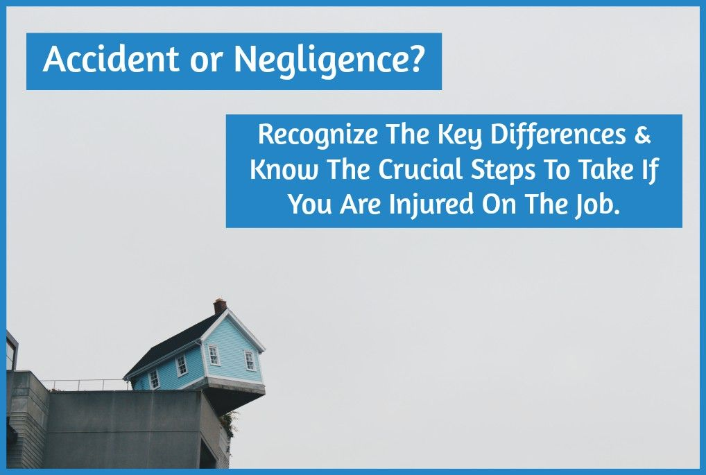 Accident or Negligence by newtohr.com