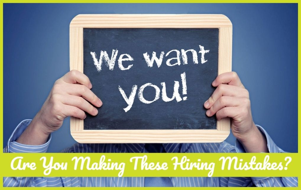Are You Making These Hiring Mistakes by #NewToHR