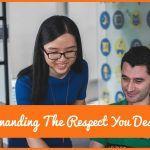 Commanding The Respect You Deserve by newtohr.com
