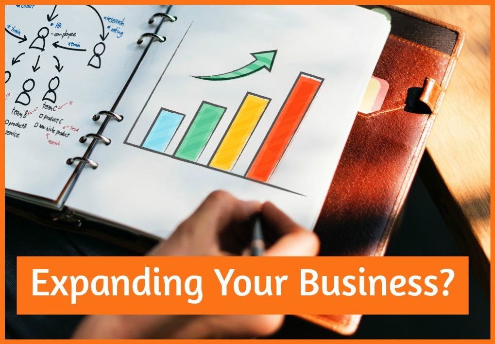 Expanding Your Business by newtohr.com