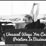 Unusual Ways You Can Use Printers In Business by newtohr.com
