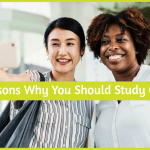 4 Reasons Why You Should Study Online by newtohr.com