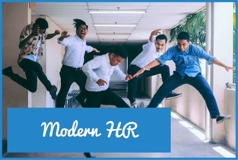 Modern HR by #NewToHR