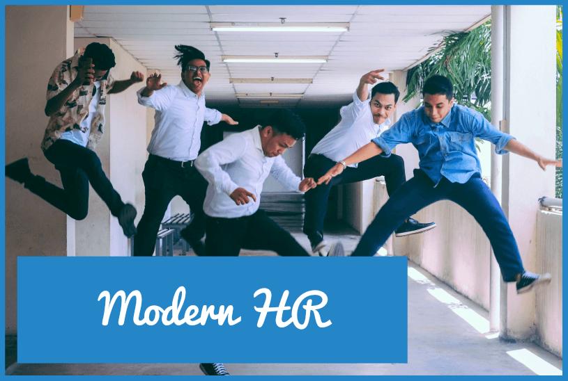 Modern HR by #NewToHR