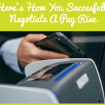Heres How You Succesfully Negotiate A Pay Rise by newtohr.com