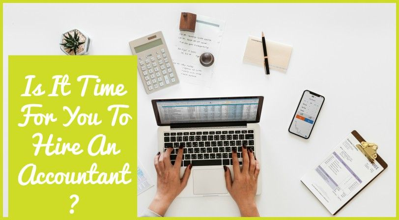 Is It Time For You To Hire An Accountant by newtohr.com