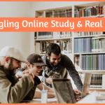 Juggling Online Study And Real Life by newtohr.com