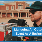 Managing An Outdoor Event As A Business by newtohr.com