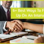 Ways To Follow Up On An Inteview by newtohr.com