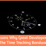 5 Reasons Why Great Developers Get On The Time Tracking Bandwagon by newtohr.com