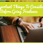 6 Important Things To Consider Before Going Freelance by #newtohr