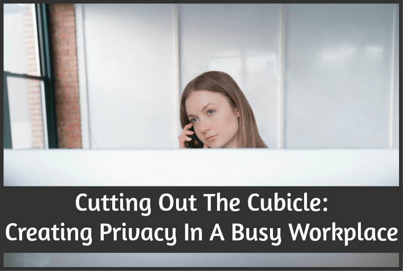 Cutting Out The Cubicle by newtohr.com