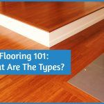 Flooring 101 - what are the types #NewToHR