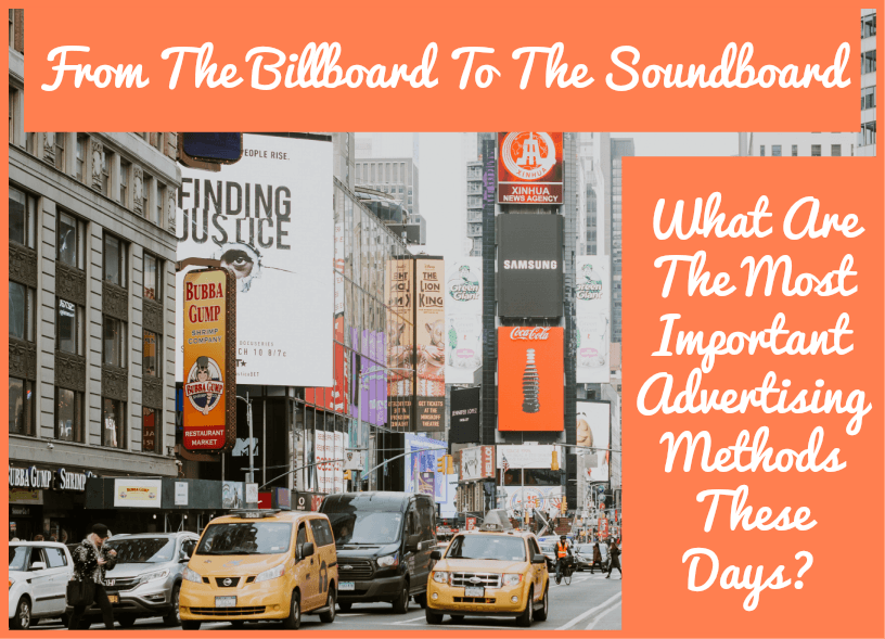 From The Billboard To The Soundboard by newtohr.com