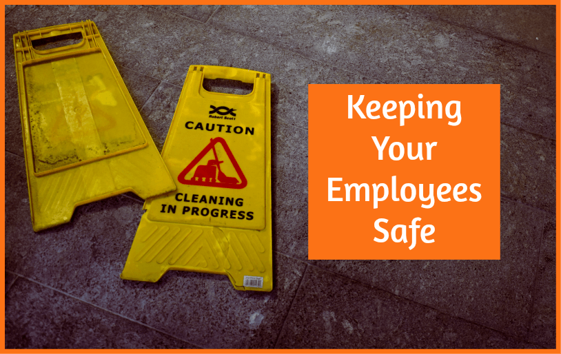 Keeping Your Employees Safe by #NewToHR