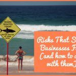 Risks That Small Businesses Face (and how to deal with them) by newtohr.com