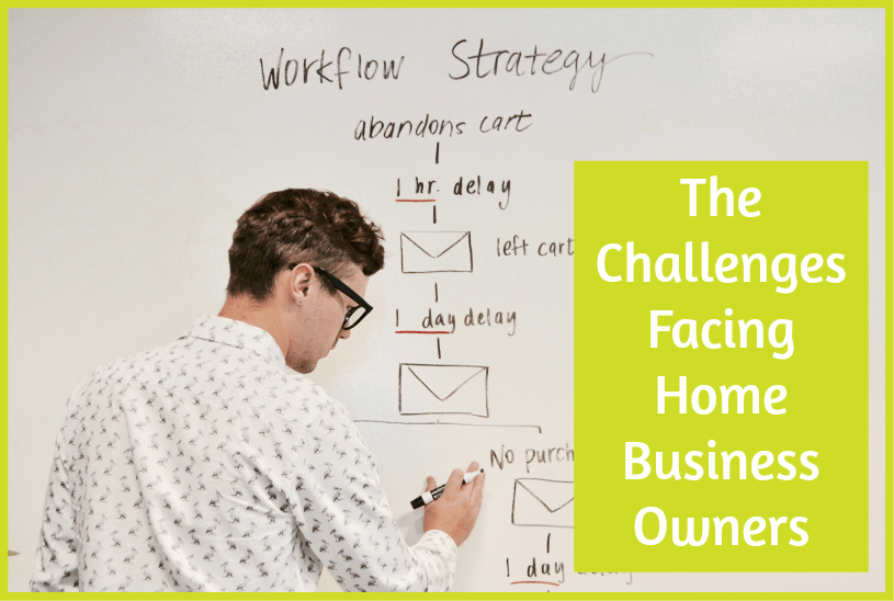 The Challenges Facing Home Business Owners by #NewToHR