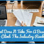 What Does It Take For A Business To Climb The Industry Ranks by newtohr.com