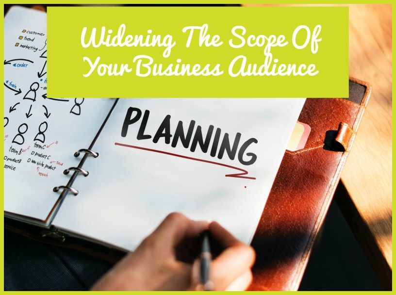 Widening The Scope Of your Business Audience by newtohr.com