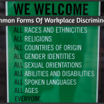 5 Common Forms of Workplace Discrimination You May Have Not Thought About by newtohr.com