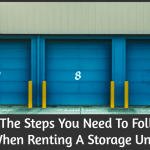 All The Steps You Need To Follow When Renting A Storage Unit by #NewToHR
