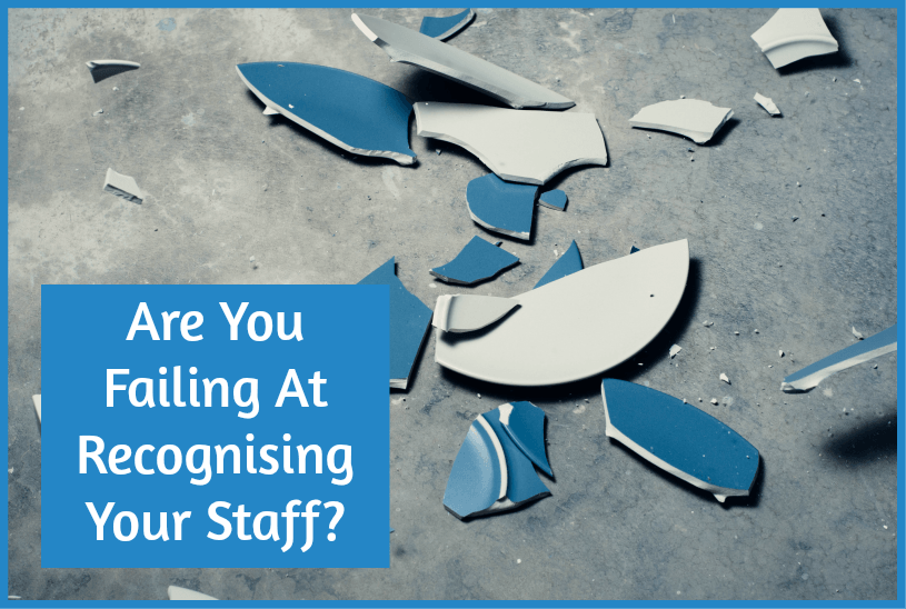 Are You Failing At Recognising Your Staff by newtohr.com