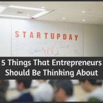 5 Things That Entrepreneurs Should Be Thinking About by #NewToHR