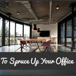 How To Spruce Up Your Office Space by #NewToHR