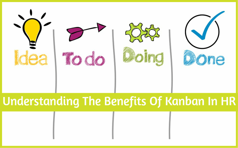 Understanding The Benefits Of Kanban In HR by by newtohr.com