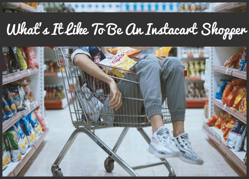 Be An Instacart Shopper by newtohr.com