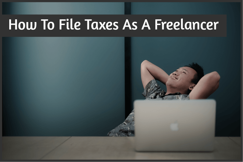 How To File Taxes As A Freelancer by newtohr.com