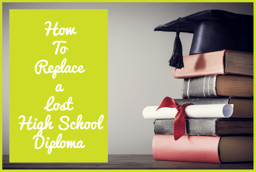 HowtoReplaceaLostHighSchoolDiploma by newtohr.com