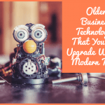 Older Business Technologies That Can Upgrade With A Modern Touch by #NewToHR