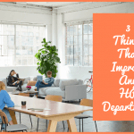 3 Things That Improve Any HR Department by newtohr.com